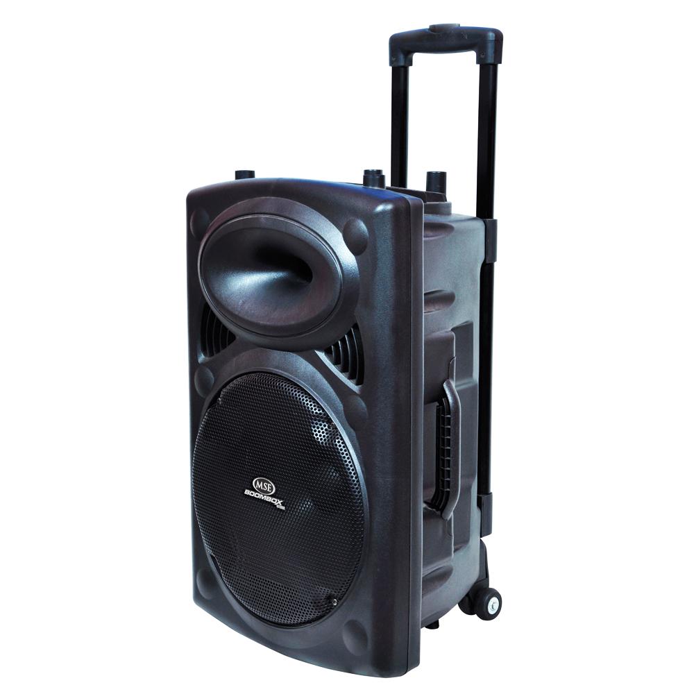 cheap portable boombox