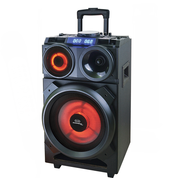powerful boombox
